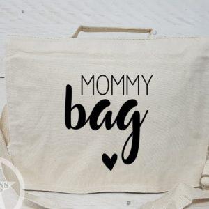 Stoere tas mommy bag