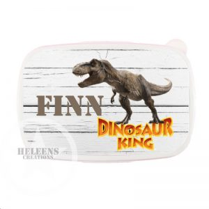 Broodtrommel dinosaurus