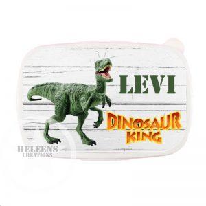 Broodtrommel stoere dinosaurus*