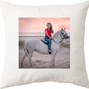 Kusen met foto paard