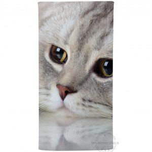 Handdoek met foto 100x180 cm