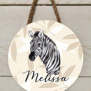 Naambord safari zebra